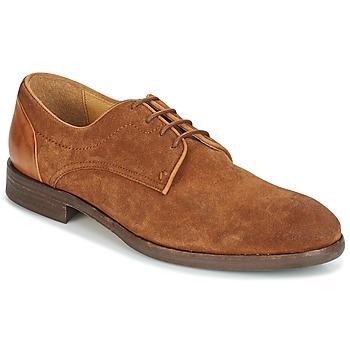 Zapatos Hombre Derbie Hudson DREKER Tan