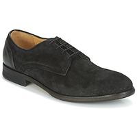Zapatos Hombre Derbie Hudson DREKER Negro