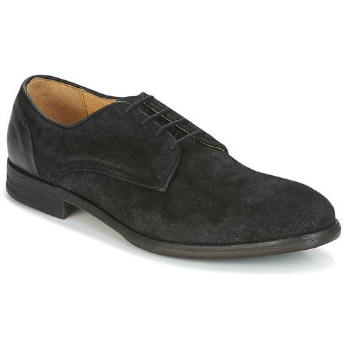 Zapatos especiales para hombres y mujeres Hudson DREKER Negro