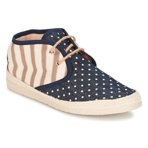Casual salvaje Zapatos especiales Ippon Vintage SMILE-HOLIDAYS Azul