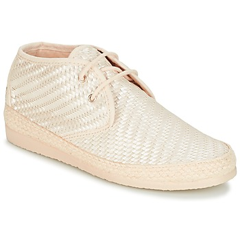 Zapatos Mujer Alpargatas Ippon Vintage SMILE-DRESSCOD Blanco