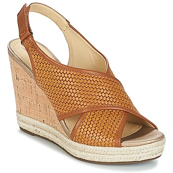 Zapatos Mujer Sandalias Geox JANIRA C Marrón
