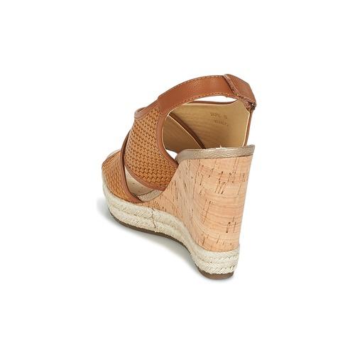 Los zapatos más populares para hombres y mujeres Zapatos especiales Geox JANIRA C Marrón