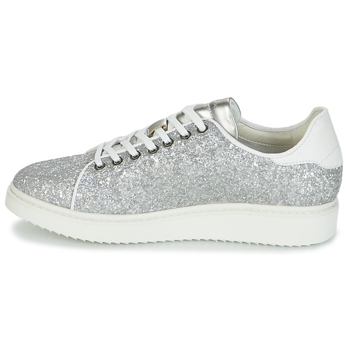 Geox Zapatillas Mujer D Zapatos PlataBlanco Bajas Thymar C zSpUMV