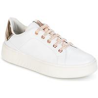 Zapatos Mujer Zapatillas bajas Geox D NHENBUS A Blanco