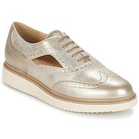 Zapatos Mujer Derbie Geox THYMAR A Beige / Topotea