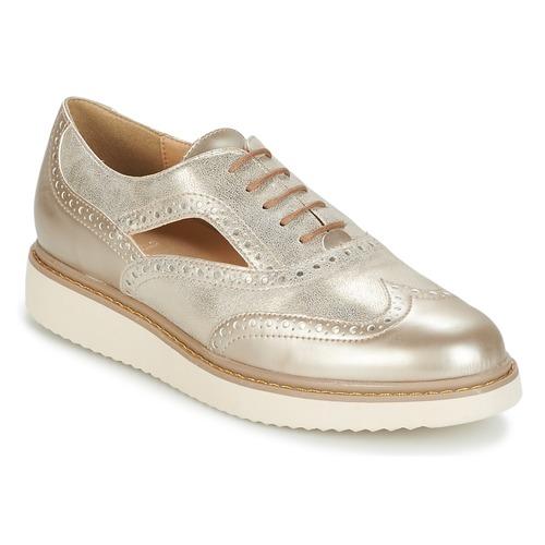 Zapatos casuales salvajes Zapatos especiales Geox THYMAR A Beige / Topotea