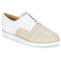 Zapatos Mujer Derbie Geox KOOKEAN Topotea / Blanco