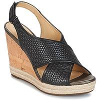 Zapatos Mujer Sandalias Geox JANIRA C Negro