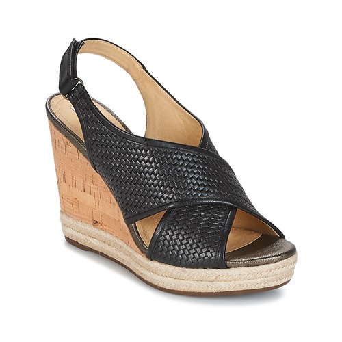 ZapatosGeox JANIRA C Negro Gran  Gran Negro descuento 6ec7c8