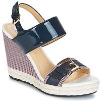 Zapatos Mujer Sandalias Geox JANIRA E Marino