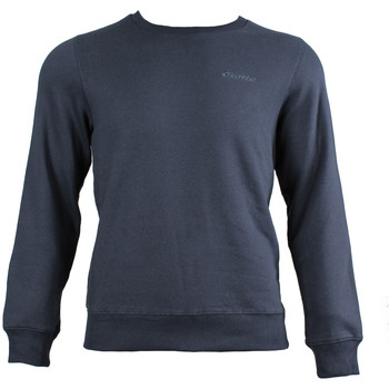 textil Hombre sudaderas Lotto First II Sweat FL Azul