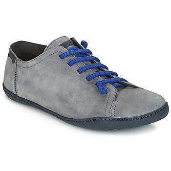 Zapatos Hombre Derbie Camper PEU CAMI Gris