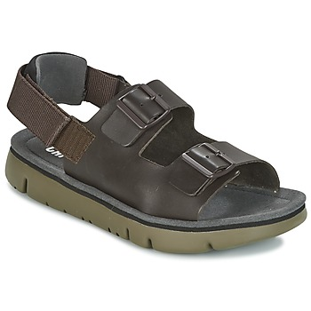 Zapatos Hombre Sandalias Camper ORUGA SANDAL Marrón