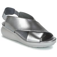Zapatos Mujer Sandalias Camper BALLOON Silver