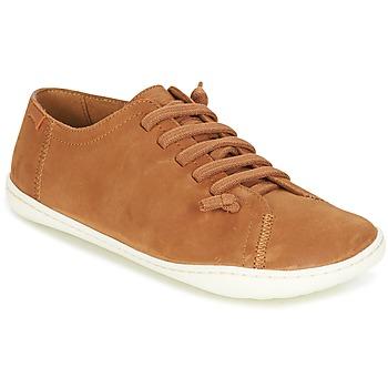 Zapatos Mujer Derbie Camper PEU CAMI Tan