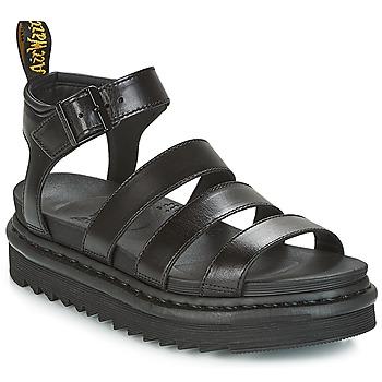 Zapatos Mujer Sandalias Dr Martens BLAIRE Negro