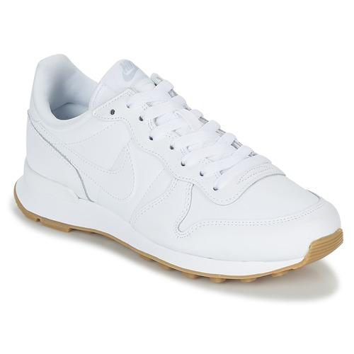 Zapatos promocionales Nike INTERNATIONALIST W Blanco  Descuento de la marca