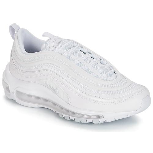 Zapatos Mujer Zapatillas bajas Nike AIR MAX 97 W Blanco