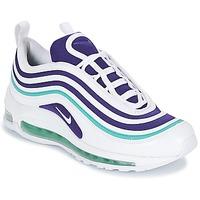 Zapatos Mujer Zapatillas bajas Nike AIR MAX 97 ULTRA '17 SE W Blanco / Violeta / Verde