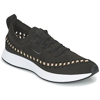 Zapatos Mujer Zapatillas bajas Nike DUALTONE RACER WOVEN W Negro