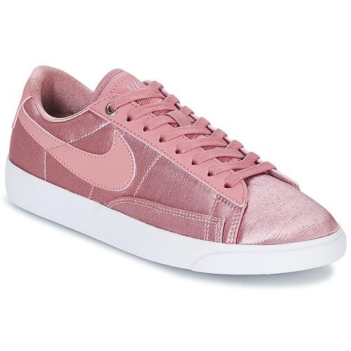 Zapatos promocionales Nike BLAZER LOW SE W Rosa  Zapatos de mujer baratos zapatos de mujer