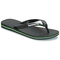 Zapatos Chanclas Havaianas BRAZIL LOGO Negro