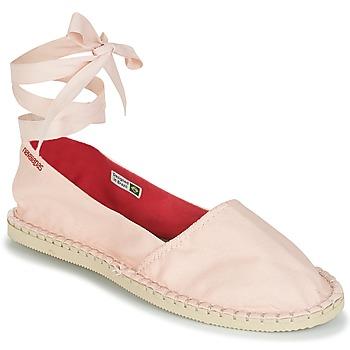 Zapatos Mujer Alpargatas Havaianas ORIGINE SLIM Rosa
