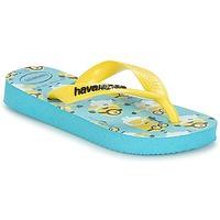 Zapatos Niño Chanclas Havaianas MINIONS Azul / Amarillo