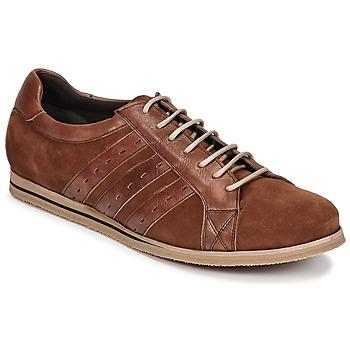 Zapatos Hombre Zapatillas bajas So Size GOPINETTE Marrón