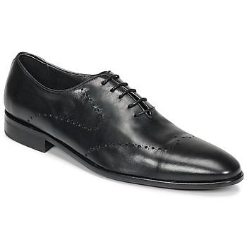 Zapatos Hombre Richelieu So Size LOJA Negro