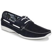 Zapatos Hombre Zapatos náuticos So Size ELIZA Marino