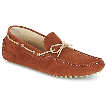 Zapatos Hombre Mocasín Kost TAPALO Camel