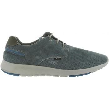Zapatos Hombre Zapatillas bajas Xti 47078 Gris