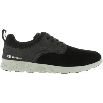 Zapatos Hombre Zapatillas bajas Xti 47115 R1 Negro