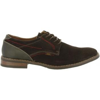 Zapatos Hombre Derbie Xti 47112 R1 Marr?n
