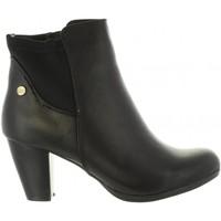 Zapatos Mujer Botines Xti 47329 Negro