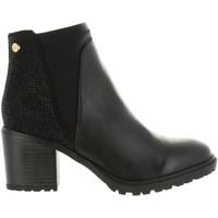 Zapatos Mujer Botines Xti 47370 Negro