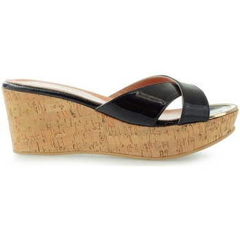 Zapatos Mujer Zuecos (Mules) Gino Rossi DL943L Negro