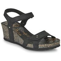 Zapatos Mujer Sandalias Panama Jack JULIA Negro
