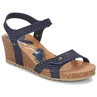 Zapatos Mujer Sandalias Panama Jack JULIA Marino