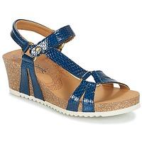 Zapatos Mujer Sandalias Panama Jack VIOLETTA Marino
