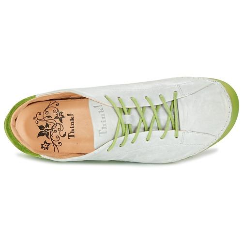 Zapatillas Mujer Bajas Gris Zapatos Cavaer Think FKTl1J3c