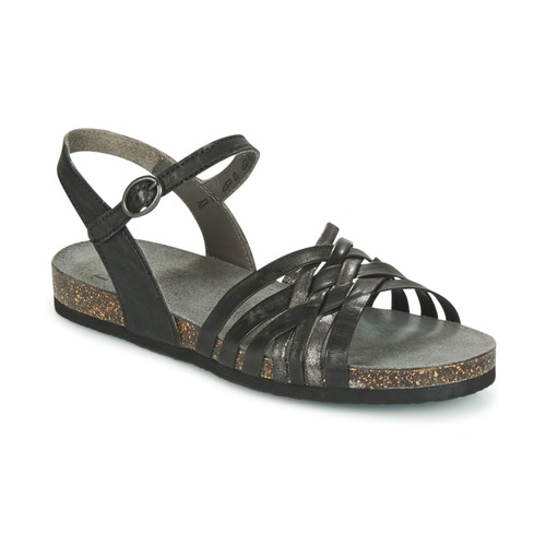Venta de liquidación de temporada Zapatos especiales Think CLARA Negro