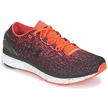 Zapatos Hombre Running / trail Under Armour BANDIT Rosa / Negro