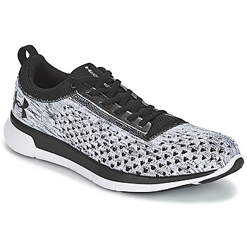 Zapatos Hombre Zapatillas bajas Under Armour CHARGED LIGHTNING 3 Negro / Blanco