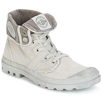 Zapatos Hombre Botas de caña baja Palladium US BAGGY Metal