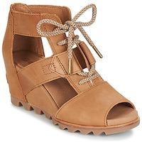 Zapatos Mujer Sandalias Sorel JOANIE™ LACE Marrón