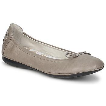 Zapatos Mujer Bailarinas-manoletinas PLDM by Palladium MOMBASA CASH Gris