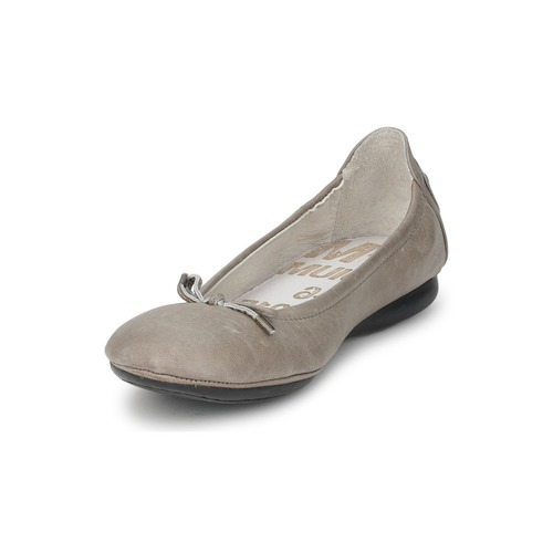 Zapatos Mujer Mombasa Cash By Pldm Gris Bailarinas manoletinas Palladium IY6gyvb7mf
